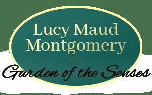 lucy maud montgomery garden of the senses