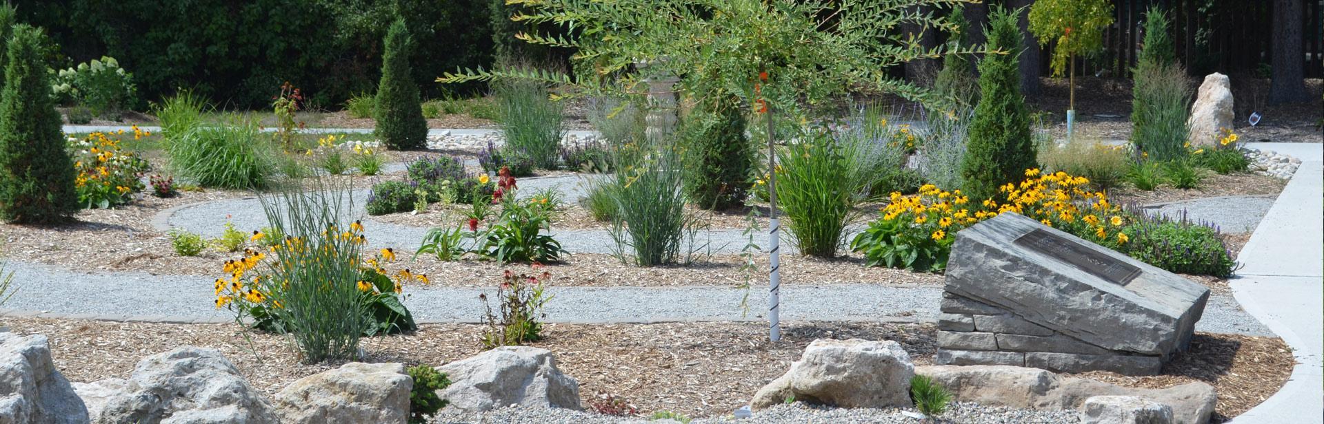 norval garden of the senses