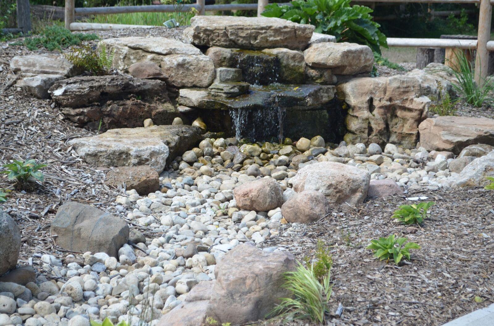waterfall garden7